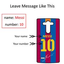 Custom BARCELONA Jersey Cover Case for LG G2 G3 G4 G5 Nokia lumia 540 550 640 650 830 950 ASUS Zenfone 3 5 6 Go Selfie laser 2(China (Mainland))