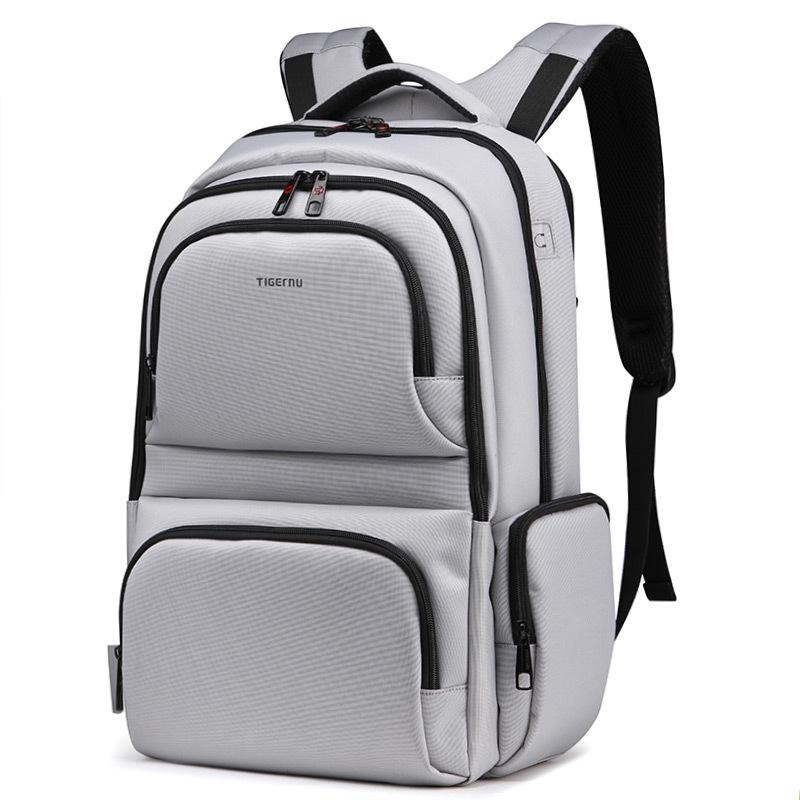 Tigernu Brand Quality Waterproof Nylon Multifunction Tactical Travel 17 Notebook Bag Unisex Bag Backpack Female Backpack Men(China (Mainland))