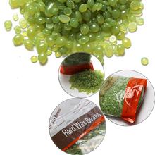 Buy Green Tea Depilatory Hot Film Hard Wax beans Pellet Waxing Bikini Hair Removal wax 300g ! for $10.45 in AliExpress store