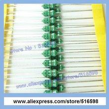 Код индукторы AL0410 0410 12UH 1 / 2 Вт 0.5 Вт осевая ведущий основные индукторы, Резистор в форме индукторы 100 шт./пакет