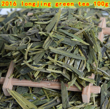 Buy 2016 New 100g China Famous Dragon Well Longjing Green Tea Health Care Natural Health Drinks Free for $5.14 in AliExpress store