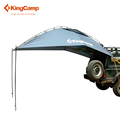 KingCamp Durable 4 Person Car Sun Shelter for Family Self Driving Camping High Quality Portable Outdoor