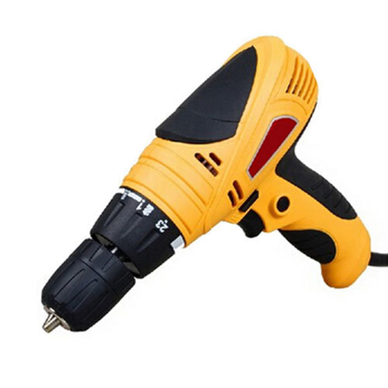 Free Shipping  220V 950W Multifunction Torque Electric Hand Drill High Power Double Reduction Electric Drill<br><br>Aliexpress