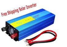 Buy Pure sine wave inverter 2000W 110/220V 48/96VDC, CE certificate, PV Solar Inverter, Power inverter, Car Inverter Converter for $226.59 in AliExpress store