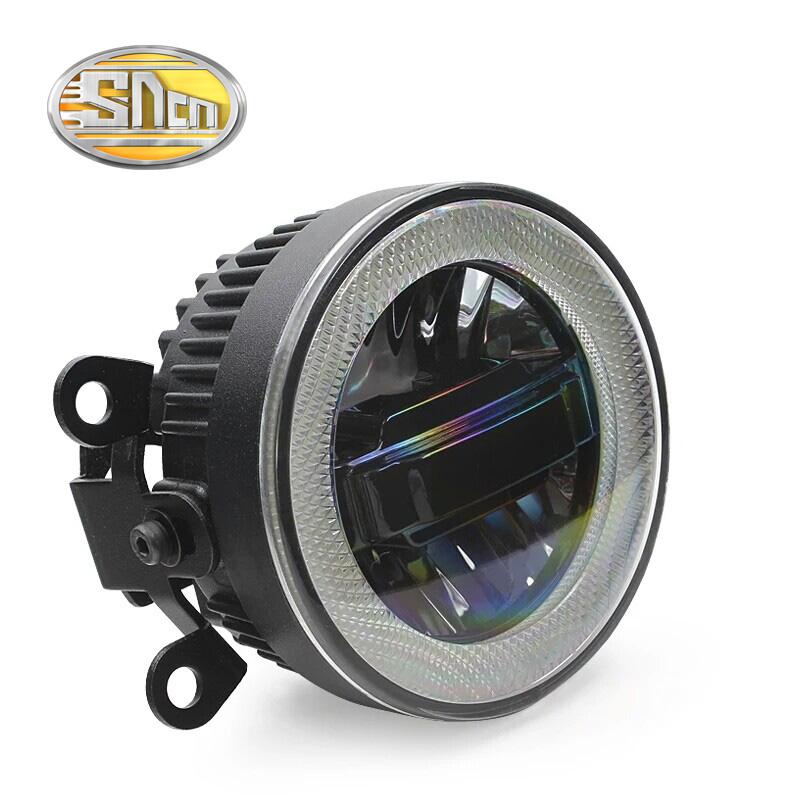 3-IN-1 Highlight LED Chip Of LED Angel Eyes,LED Daytime Running Light,LED Fog Lamp For Suzuki Swift 2005 - 2013(China (Mainland))
