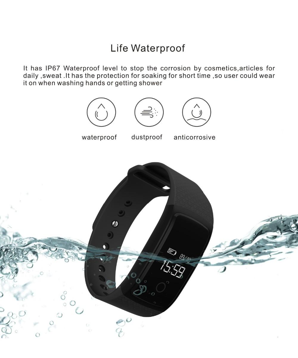 ถูก ใหม่ล่าสุดหน้าจอสัมผัสA09สมาร์ทวงนาฬิกาสร้อยข้อมือความดันโลหิตH Eart Rate Monitor Pedometerออกกำลังกายสมาร์ทสายรัดข้อมือpk miband2