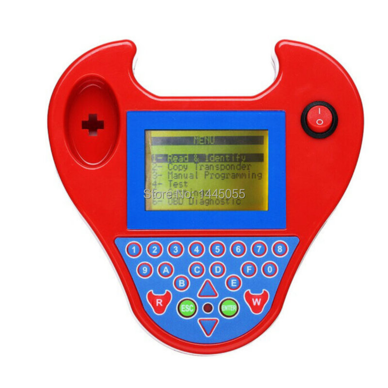 Mini Version ZedBull Smart Zed-Bull Key Transponder Programmer ZEDBULL Transponder Zed Bull HK Post(China (Mainland))
