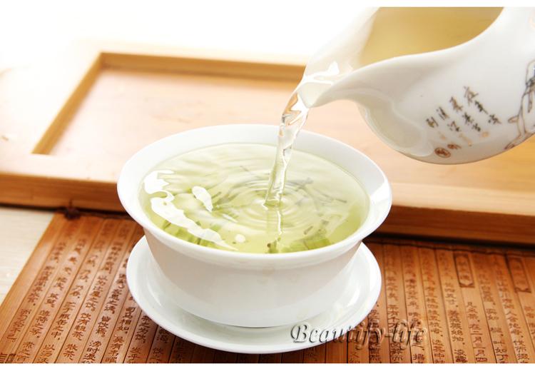 Super Grade 100g Silver Needle Taimushan Mountain White Tea Baihao Yingzheng Conquer blood pressure Tea C173