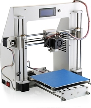 Aurora High Precision Updated Metal Frame Reprap Prusa i3 DIY 3d Printer Kit with 1 kg