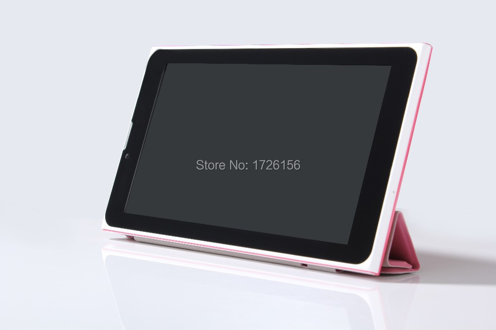 7 Inch MTK Android Tablets Pc 3G call WiFi GPS Bluetooth  Leather Holster  7