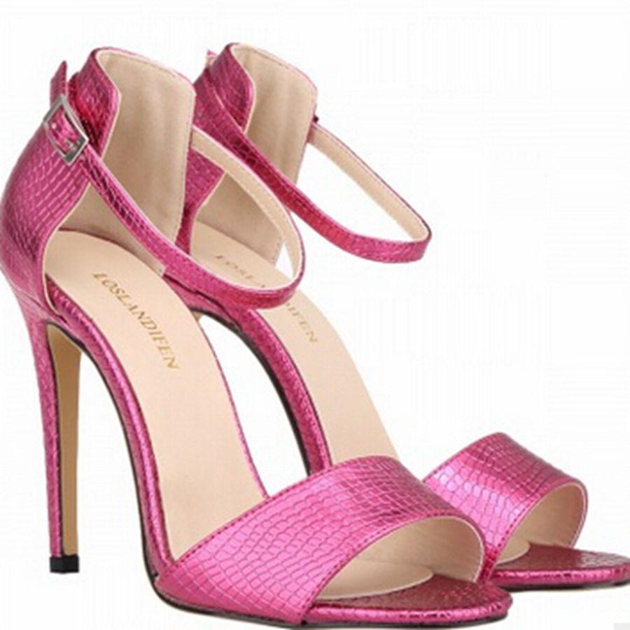 High Heel Ladies Sandals