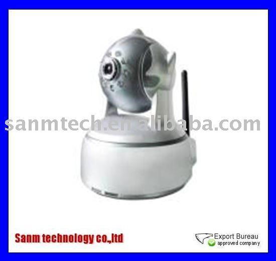 Outdoor wireless 3g wifi ip camera,wifi ir dome camera, f=4.5mm, F=2.0, fixed Iris