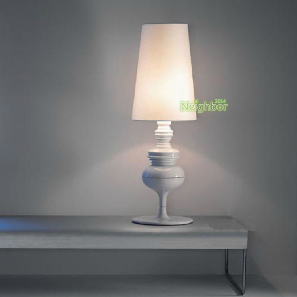 Modern contemporary josephine table lamp desk lamp reading for Modern bedside table lamps