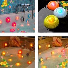 Underwater Color Change Floating LED Pond Pool Spa Hot Tub Night Light A2 FG