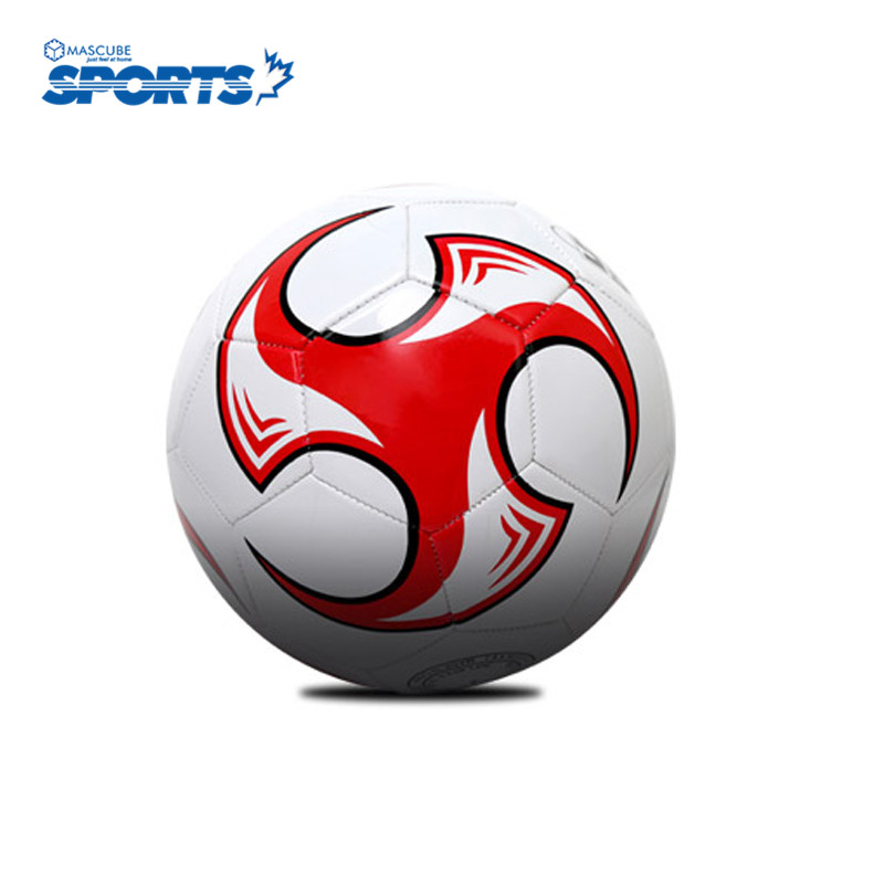 New Brand PU Football Ball Anti-slip Wear-resisting Soccer Ball High Quality For Match size 5 for adult size 4 for child(China (Mainland))