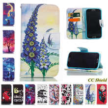 Buy Flip Case Samsung Galaxy S4 S 4 I9505 I9506 i9500 wallet card slot phone case GT-I9500 GT-I9505 GT-I9506 GT-I9502 Bag for $4.69 in AliExpress store