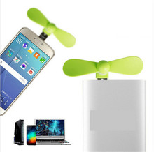 Buy 2 1 Mini Cool Portable Power Bank USB Fan Micro USB fans Gadgets Tester Xiaomi HTX android mobile phone 18650 Powerbank for $1.02 in AliExpress store