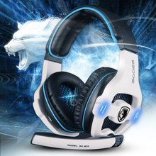 Sades SA-903 7.1 Surround Sound channel USB Gaming Headset Wired Headphone with Mic Volume Control Noise Cancelling Mic Earphone(China (Mainland))