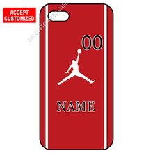 Jordan Jersey Custom Your Name Number Case Cover for Samsung Galaxy Note 3 4 5 S3 S4 S5 Mini S6 S7 Edge Plus(China (Mainland))