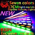 KEIN (R)  1 PCS  17CM LED cob DRL  car daytime running lights car modification car styling led drl daytime running light
