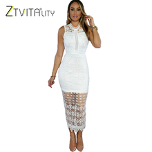 New Lace Fashion Dress 2016 Summer Dress Women Party Dresses Sexy Sheath Sleeveless Vestidos Plus Size Elegant Vestido De Festa