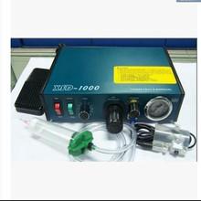 P137 A:B=1:1 XSD1000 Dispenser Epoxy glue filling machine-printed plastic machine Glue , sealing, coate(China (Mainland))