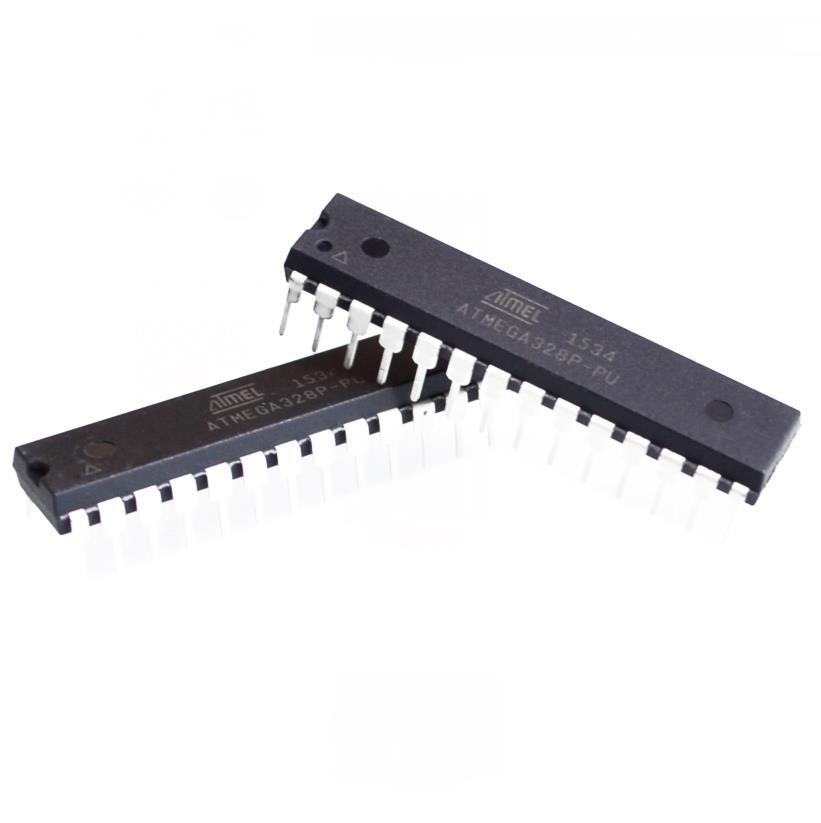 10pcs/lot ATMEGA328P-PU CHIP ATMEGA328 Microcontroller MCU AVR 32K 20MHz FLASH DIP-28(China (Mainland))