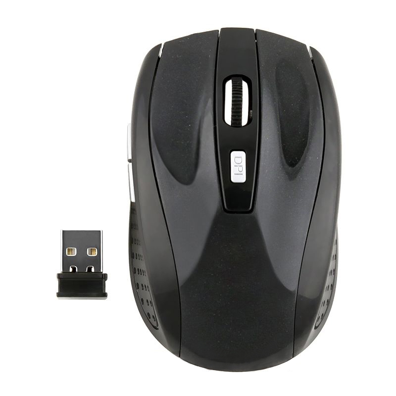 Wireless Mouse USB Receiver Mice 2.4GHz USB Optical Cordless Game Computer PC Laptop Desktop Windows G*MHM365(China (Mainland))