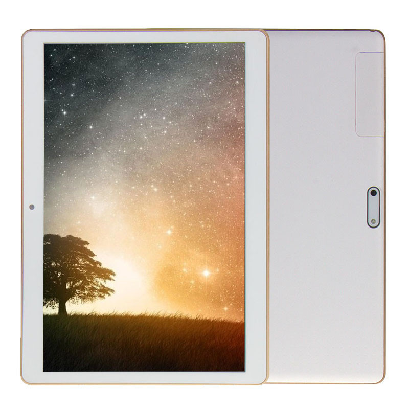 9.6 inch Android 7.0 Octa Core Tablet 1280*800 IPS 3G WCDMA 4GB RAM 32G ROM GPS Bluetooth Wifi Keyboard Case Free PC Computer