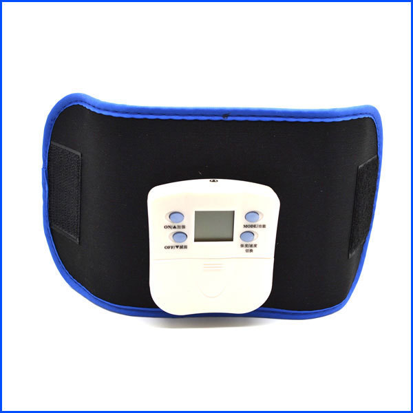 Hot Body Building Weight Loss Belt Massager AB GYMNIC Electronic Health Massage