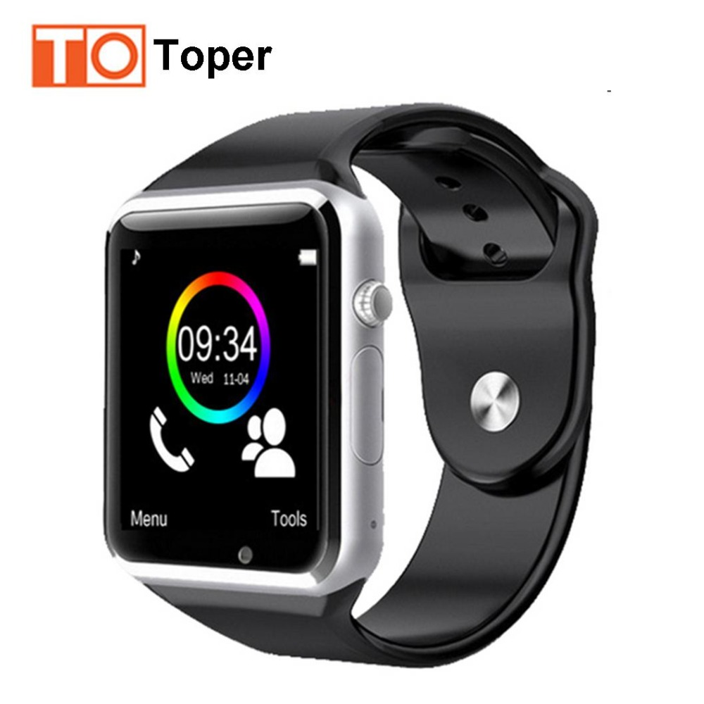 2016 Smart Watch A1 Clock Sync Notifier Sim Card Bluetooth Connectivity for Apple Android Smartwatch Phone for IOS Android OS(China (Mainland))