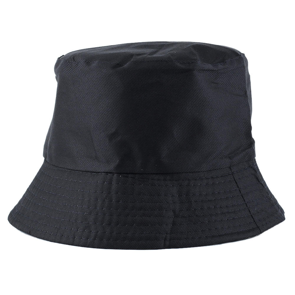 Foldable Men Women s Reversible Cotton Blended Beach Outdoor Hiking Hunting Sun Protection Bucket Brim Hat