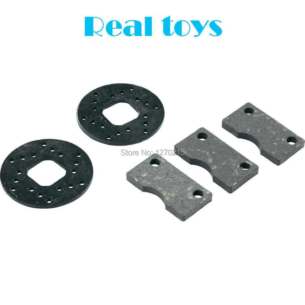 One set 112108 FS racing/MCD/FG/CEN/REELY 1/5 scale disc brake for rc car for Buggy, Truggy, MT, SC(China (Mainland))