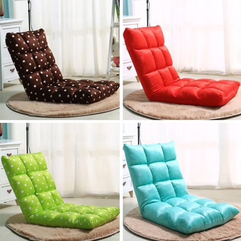 Soft warm multifunctional mini lazy folding chair leisure ad.