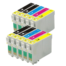10pcs Compatible ink cartridges For Expression Home XP-310 XP-410 XP310 XP410 XP 410 XP 310 Printer