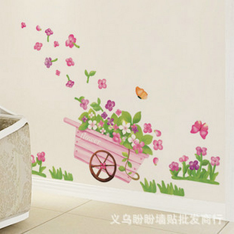Three generations of home accessories wall stickers sofa wall stickers bandwagon wall stickers ld649(China (Mainland))