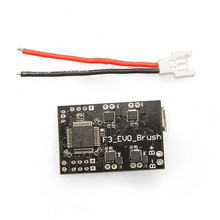 Buy Hot Sale Micro 32bits Brushed Flight Control Board Based SP RACING F3 EVO Brush Micro FPV Frame RC Model Parts for $13.99 in AliExpress store