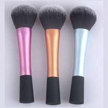 1pc Marvelous Professional Big Loose Powder Brush Nylon Makeup BrushesBeauty tools for Makeup 3 colors  New 2015 Dropshipping