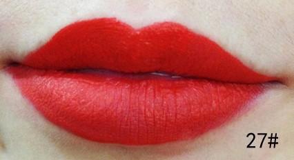 GRANDE PROMOÇÃO! Menow Fosco Batom de Longa Duração Batom Companheiro Pintalabios Rouge Um Levre À Prova D' Água Lip GLoss Maquiagem