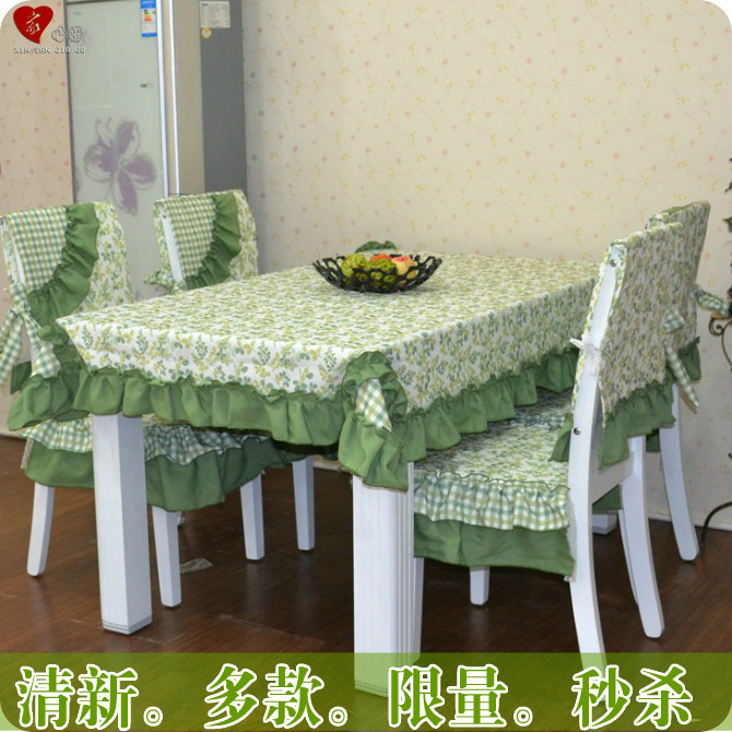 Quality rustic cloth dining table cloth set table cloth for Comedor triangular