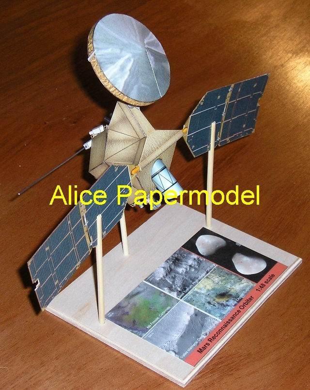 Reconnaissance Satellites on Mars Nasa Mars Reconnaissance