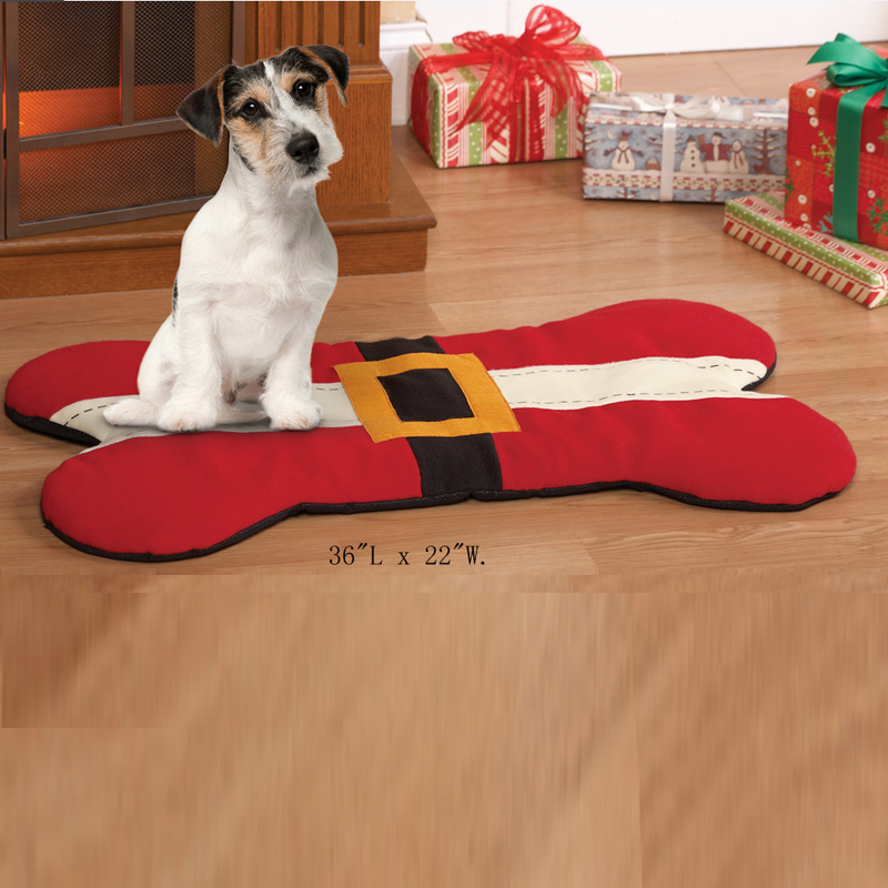 2015 New Dog Christmas House Beds Pets Beds Soft House For Dog Care Christmas Decoration For Dog