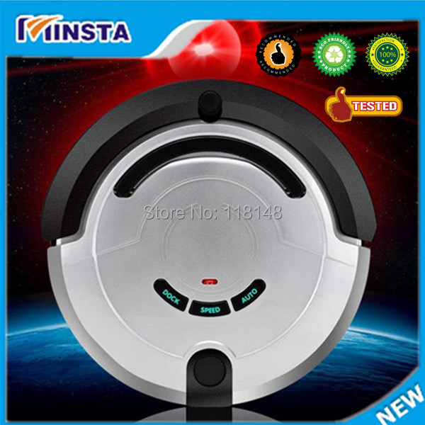 Free shipping-2016 advanced intelligent speaking clever robot vacuum cleaner(China (Mainland))
