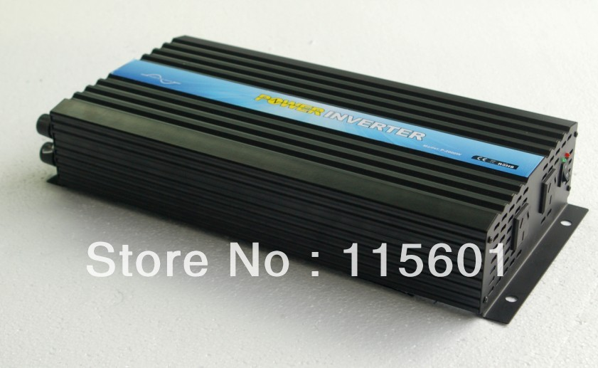 Factory Direct Selling 2kw Solar Panel Invertor, Solar System Inverter One Year Warranty(China (Mainland))