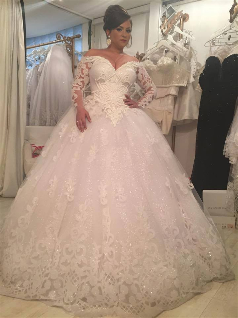 Wedding Dresses With Royal Train - Wedding Dress Designers
