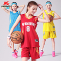 Newest Basketball Jersey Female Football Sportwear Basketball Set Training Game Suit Clothes Custom LOGO Be Printed