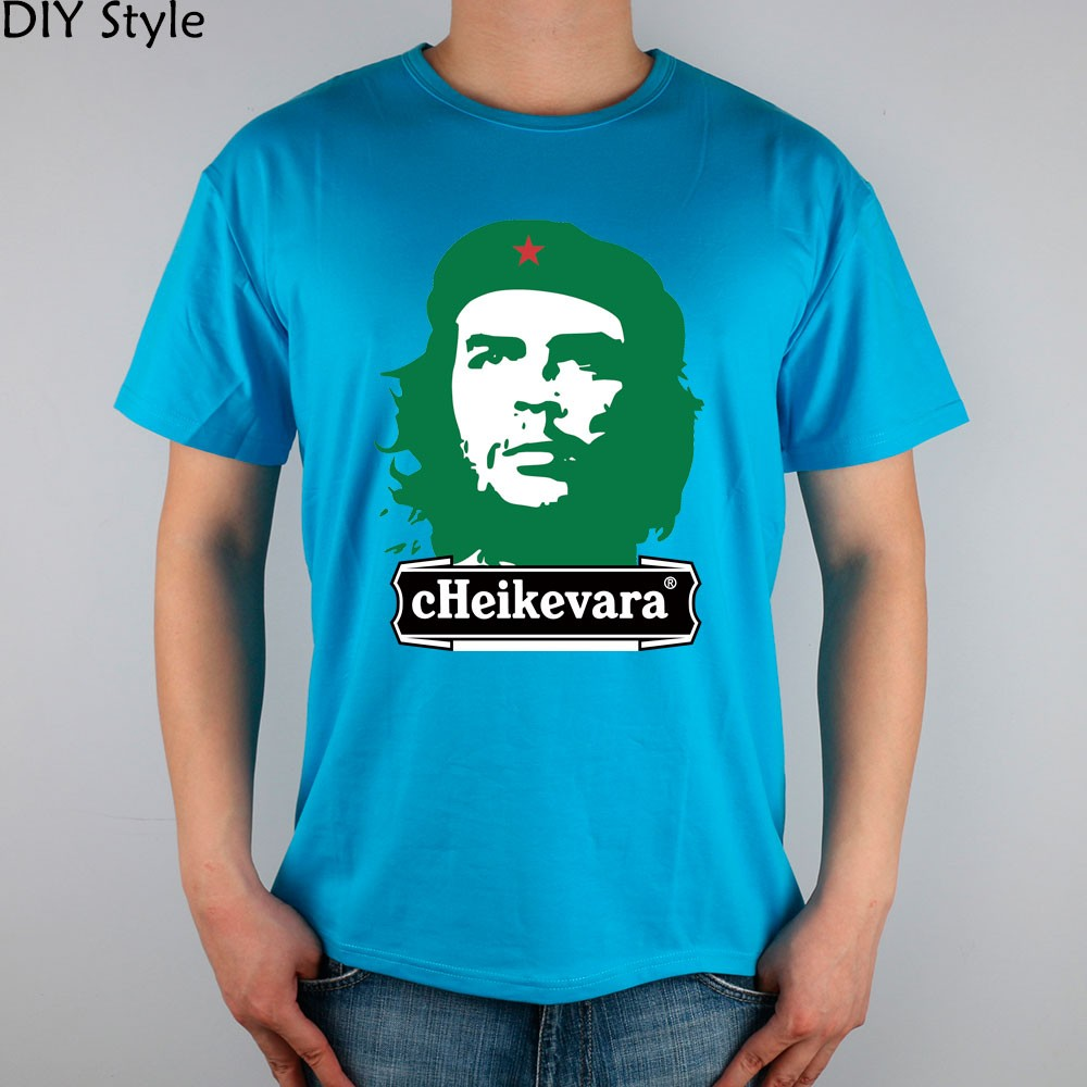 CHE Beer Guevara T-shirt cotton Lycra top 5783 Fashion Brand t shirt men new high quality  HTB1NNWZMpXXXXXfXFXXq6xXFXXXj