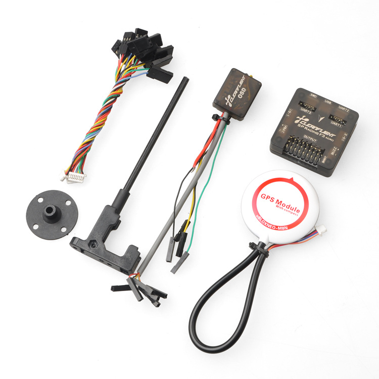 Pro SP Racing F3 Flight Control Acro 6DOF with M8N-GPS M8N GPS OSD Combo for DIY Mini 250 280 210 RC Quadcopter FPV Drone F16822<br>