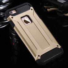 Роскошные Золотые Hybrid Case Для Samsung Galaxy S7 S6 Edge Note5 Броня Жесткий жесткая Задняя Крышка Case Для iPhone 7 7 Plus 6 6 S Плюс 5S SE(China (Mainland))