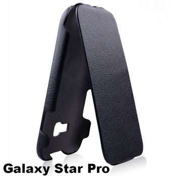 Slim Flip PU Leather Case For Samsung Galaxy Star Pro GT-S7262 S7260 Cover Holster